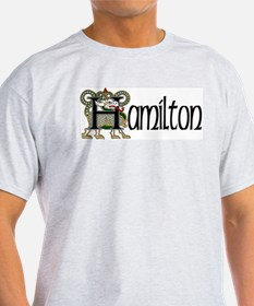 Hamilton Celtic Dragon T-Shirt