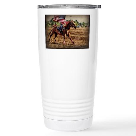 Rodeo USA Stainless Steel Travel Mug