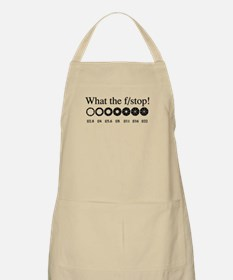 What the f/stop? Apron