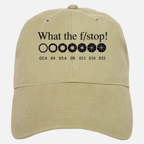 What the f/stop? Baseball Baseball Baseball Cap