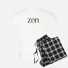 Women's front'back Light Pajamas