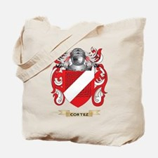 Cortez Coat of Arms Tote Bag