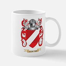 Cortez Coat of Arms Mug