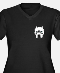 Pit Bull Wings Plus Size T-Shirt