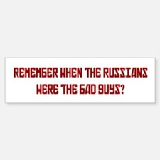 Red Star Bumper Stickers