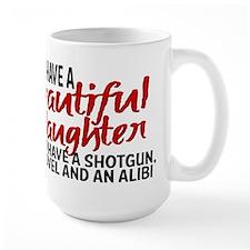Shotgun, Shovel & an Alibi Mug