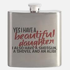 Shotgun, Shovel & an Alibi Flask