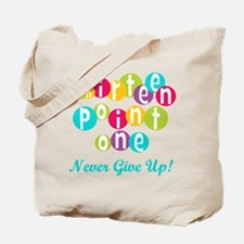 Twenty Six Point Two Tote Bag