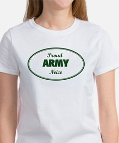 Proud Army Neice Tee