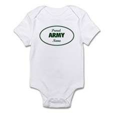 Proud Army Nana Infant Bodysuit