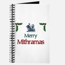 Merry Mithramas - Journal