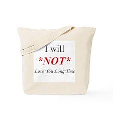 Cute Ejaculate Tote Bag