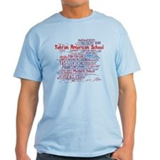 Tehran American School Men's T-Shirt