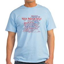 Tehran American School Men's T-Shirt