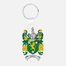 Malone Family Crest / Coat  Keychains