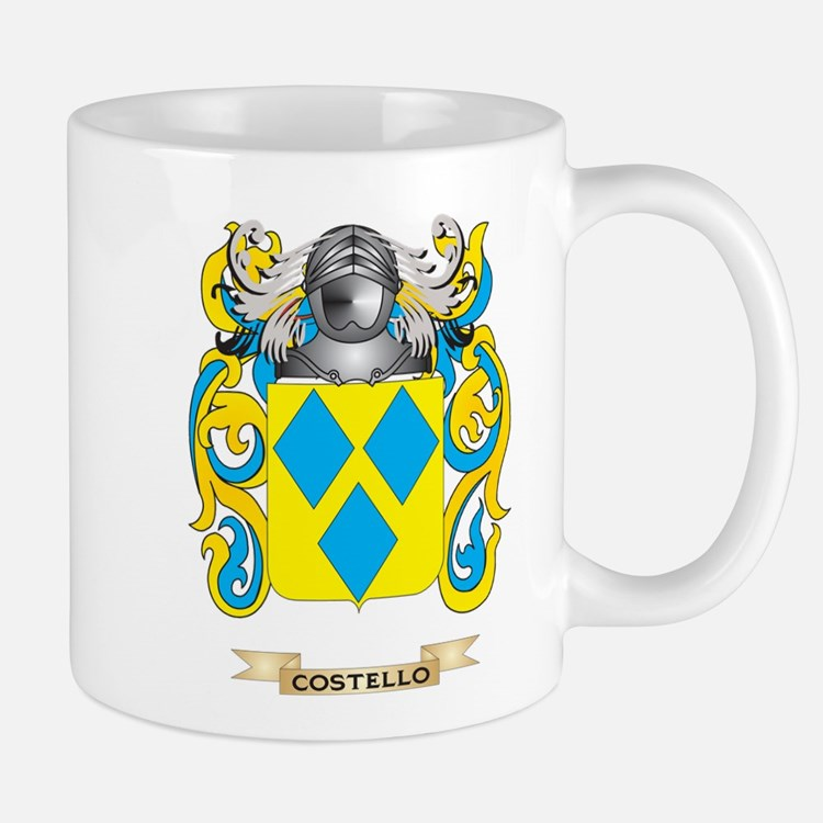 Costello Coat of Arms Mug