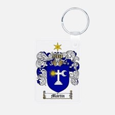 Martin Family Crest / Mart Keychains
