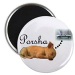 Porsha Dreams Magnet