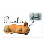 Porsha Dreams Postcards (Package of 8)