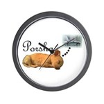Porsha Dreams Wall Clock