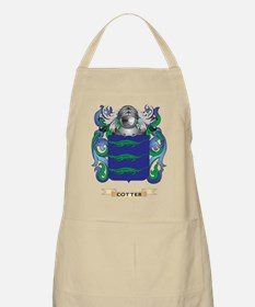 Cotter Coat of Arms Apron