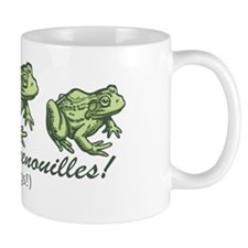 Love the Frog French Mug