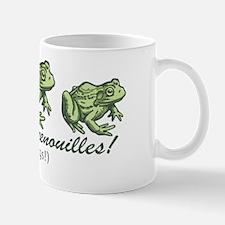 Love the Frog French Mug