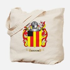 Couche Coat of Arms Tote Bag