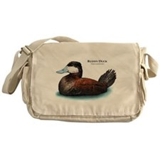 Ruddy Duck Messenger Bag