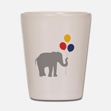 Party Elephant Shot Glass