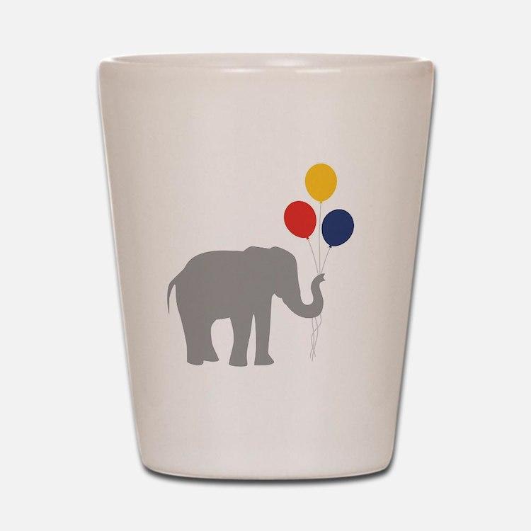 Party Elephant Shot Glass