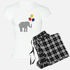 Party Elephant Pajamas