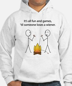 All Fun and Games Hoodie