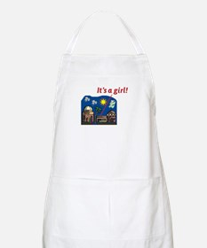 It's a Girl! -  BBQ Apron