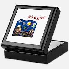 It's a Girl! - Keepsake Box