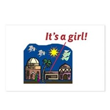 It's a Girl! -  Postcards (Package of 8)