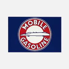 Mobile Gasoline Rectangle Magnet