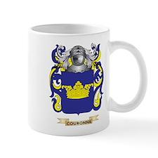 Couronne Coat of Arms Mug