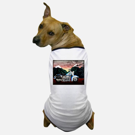 Motorcycle Dream Dog T-Shirt