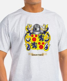 Courtney Coat of Arms T-Shirt