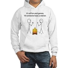Its All Fun and Games Hoodie