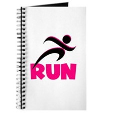 RUN in Pink Journal