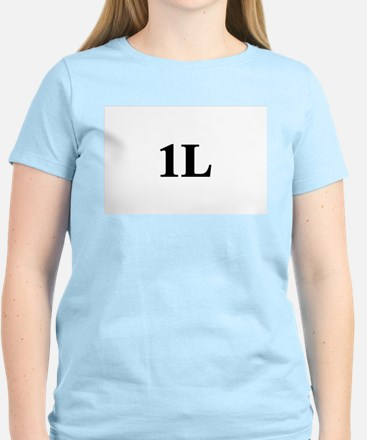 1L, first year law student T-Shirt