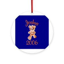 Joshua 06 Ornament (Round)