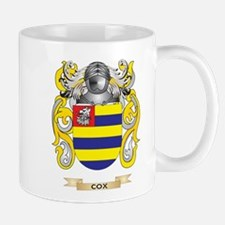 Cox Coat of Arms Small Mugs