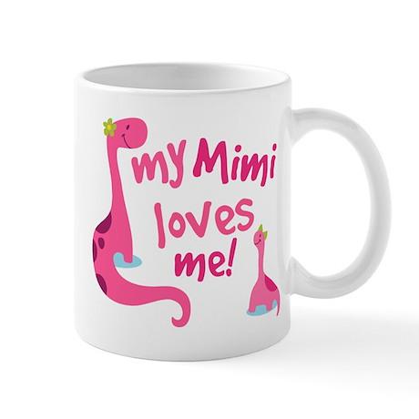 My Mimi Loves Me Mug