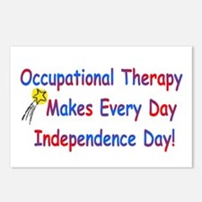 OT Independence Postcards (Package of 8)