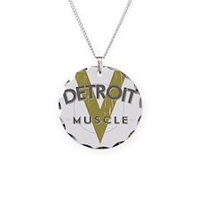 Detroit Muscle Necklace