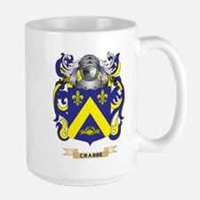 Crabbe Coat of Arms Mug
