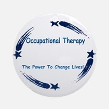 OT: The Power to Change Lives Ornament (Round)